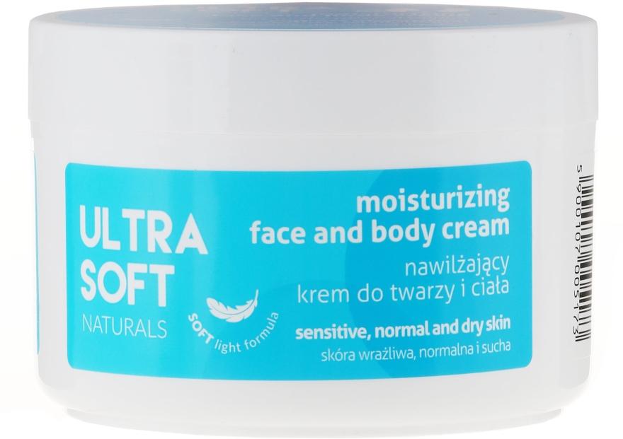 Crema idratante viso e corpo - Ultra Soft Naturals Moisturising Face and Body Cream