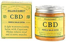 Profumi e cosmetici Balsamo corpo - Holland & Barrett CBD Muscle Balm Extra