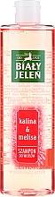 Profumi e cosmetici Shampoo - Bialy Jelen Fruit and Herb Shampoo Kalina & Melissa