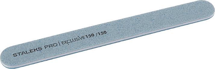 Lima per unghie dritta, grana 150/150 - Staleks Pro Exclusive