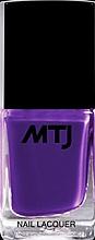 Profumi e cosmetici Smalto unghie - MTJ Cosmetics Nail Lacquer