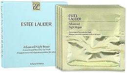Profumi e cosmetici Maschera occhi rigenerante, 4 pz. - Estee Lauder Advanced Night Repair Eye Mask