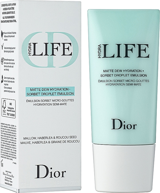 Emulsione viso - Dior Hydra Life Sorbet Emulsion — foto N1