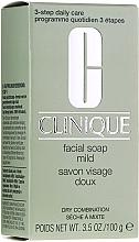Profumi e cosmetici Sapone viso - Clinique Facial Soap Mild
