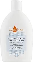 Profumi e cosmetici Gel doccia - Nebiolina Natural pH Bath & Shower Gel