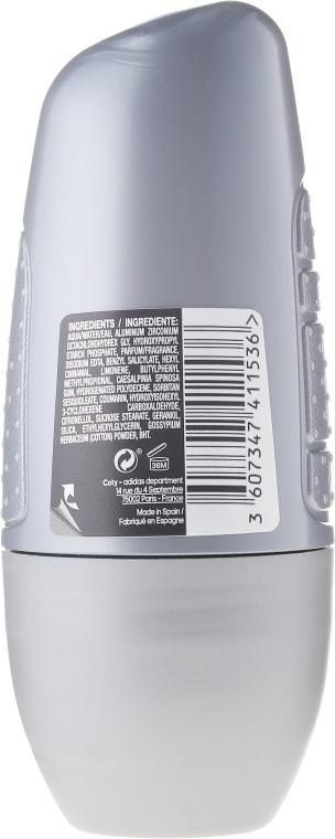 Deodorante - Adidas Active 3 Anti-Perspirant Intensive Cool Dry 72h  — foto N2