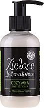 """Profumi e cosmetici Balsamo per capelli levigante """"Olio di mandorle e lino"""" - Zielone Laboratorium"""