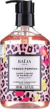 Profumi e cosmetici Sapone di Marsiglia liquido - Baija French Pompon Marseille Liquid Soap