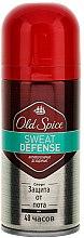 Profumi e cosmetici Deodorante antitraspirante - Old Spice Sweat Defense Sport Deodorant Spray