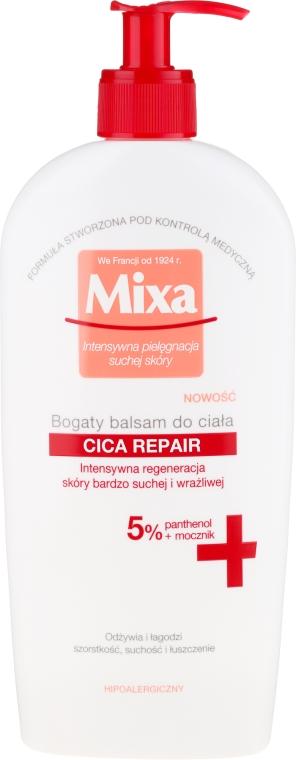 Balsamo corpo - Mixa Cica Repair Body Balm