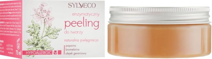 Scrub enzimatico per viso - Sylveco