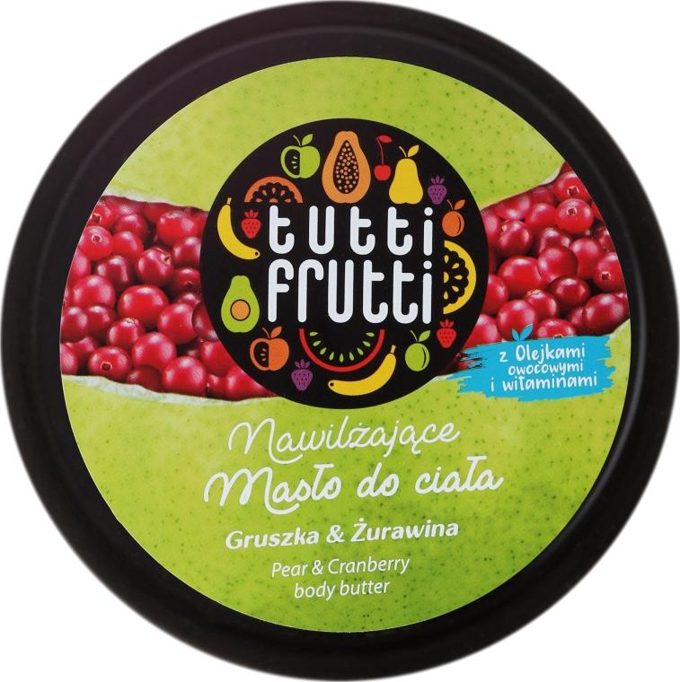Burro corpo - Farmona Tutti Frutti Pear Body Butter