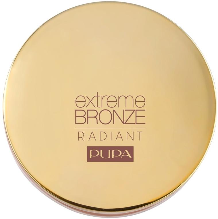 Cipria abbronzante - Pupa Extreme Bronze Radiant Powder