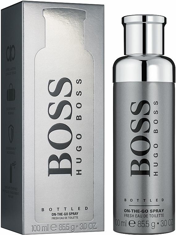 Hugo Boss Boss Bottled On-The-Go Spray - Eau de Toilette — foto N2