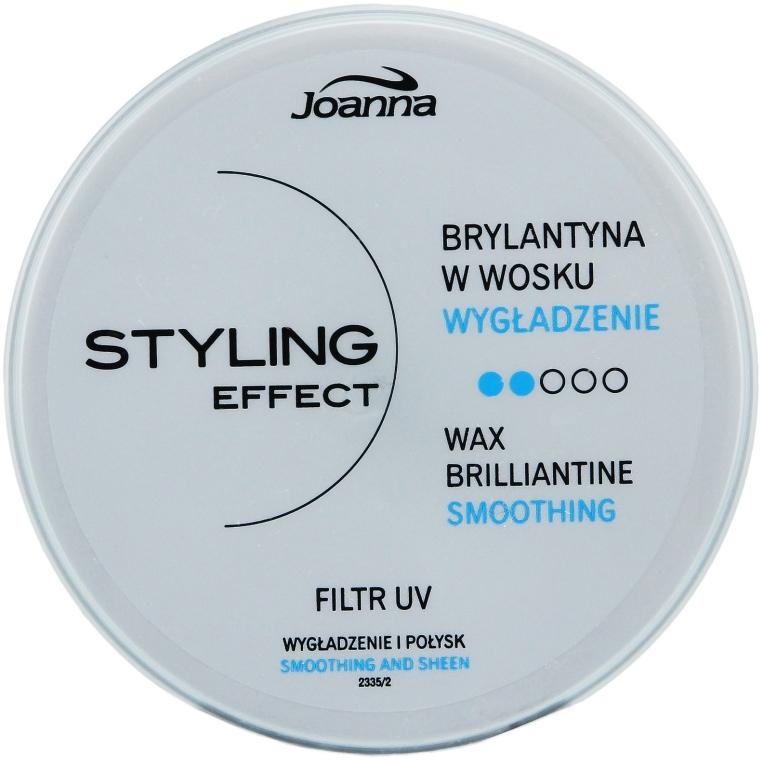 Brilliantina in cera per capelli - Joanna Styling Effect Wax Brilliantine