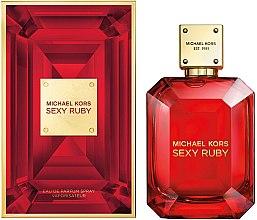 Profumi e cosmetici Michael Kors Sexy Ruby - Eau de Parfum