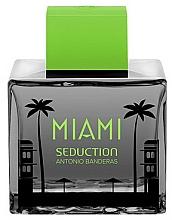 Profumi e cosmetici Antonio Banderas Miami Seduction in Black - Eau de Toilette
