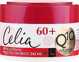 Profumi e cosmetici Crema Viso Antietà - Celia Q10 Face Cream 60+