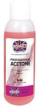 Solvente unghie, ciliegia - Ronney Professional Acetone Cherry — foto N1