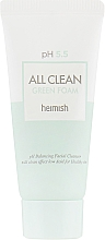 Profumi e cosmetici Schiuma detergente viso - Heimish All Clean Green Foam pH 5.5 (mini)