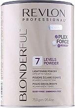 Profumi e cosmetici Polvere schiarente 7 ° livelli - Revlon Professional Blonderful 7 Levels Lightening Powder