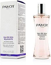Profumi e cosmetici Spray floreale rilassante - Payot Le Corps Eau de Soin Relaxante Floral Water