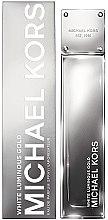 Profumi e cosmetici Michael Kors White Luminous Gold - Eau de Parfum