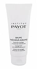 Profumi e cosmetici Balsamo per massaggio - Payot Baume Fraicheur Agrumes Massage Balm