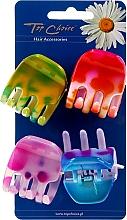 Profumi e cosmetici Fermacapelli 24801, colorato - Top Choice
