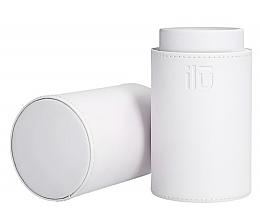Profumi e cosmetici Custodia pennelli, bianca - Ilu White Brush Tube
