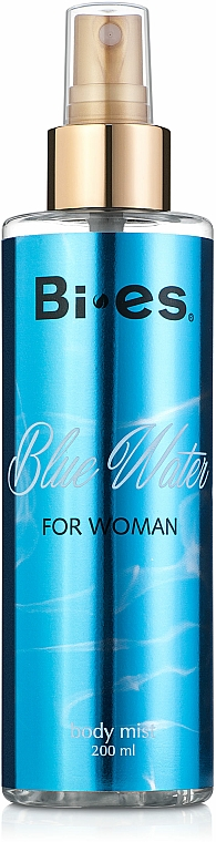 Bi-Es Blue Water - Acqua profumata corpo