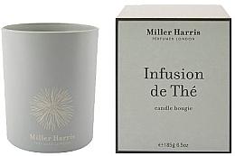 Profumi e cosmetici Miller Harris Infusion De The - Candela profumata