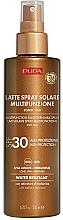 Profumi e cosmetici Latte solare per corpo e viso SPF 30 - Pupa Multifunction Sunscreen Milk Spray