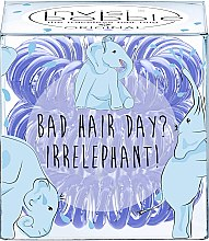 Profumi e cosmetici Elastici a spirale per capelli - Invisibobble Bad Hair Day? Irrelephant!