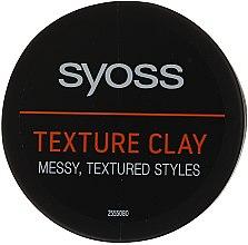 Profumi e cosmetici Argilla modellante per capelli - Syoss Texture Clay