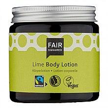 """Profumi e cosmetici Lozione corpo """"Lime"""" - Fair Squared Body Lotion Lime"""