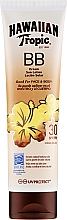 Profumi e cosmetici Crema solare corpo e viso - Hawaiian Tropic BB Cream Sun Lotion Face And Body Spf30
