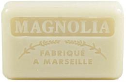 """Profumi e cosmetici Sapone di Marsiglia """"Magnolia"""" - Foufour Savonnette Marseillaise"""