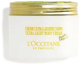 Profumi e cosmetici Crema corpo al burro di karitè e bergamotto - L'Occitane Shea Butter Bergamot Ultra Light Body Cream