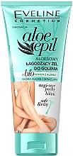 Profumi e cosmetici Gel da barba calmante - Eveline Cosmetics Aloe Epil