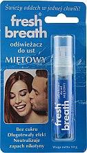 """Profumi e cosmetici Spray orale """"Menta"""" - Fresh Breath"""