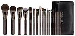 Profumi e cosmetici Set pennelli trucco - Eigshow Beauty Magician Brush Kit Lucky Coffee