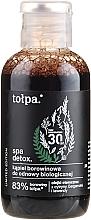 Profumi e cosmetici Fango rigenerante da bagno - Tolpa Spa Detox Limited Edition