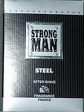 Profumi e cosmetici Lozione dopobarba - Strong Men After Shave Steel
