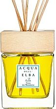 """Profumi e cosmetici Diffusore di aromi """"Mandarin"""" - Acqua Dell Elba Casa Dei Mandarini Diffuser"""