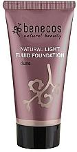 Profumi e cosmetici Fondotinta fluido - Benecos Natural Light Fluid Foundation