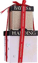Profumi e cosmetici Set - Baylis & Harding Sweet Mandarin & Grapefruit (sh/gel/100ml + sh/cream/100ml + b/lot/50ml + b/salt/25g + sponge)
