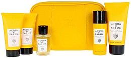 Profumi e cosmetici Acqua Di Parma Colonia - Set (edc/20ml + sh/gel/75ml + deo/50ml + sh/cr/40ml + aft/sh/cr/40ml + bag)