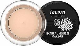 Profumi e cosmetici Fondotinta-mousse - Lavera Natural Mousse Make Up Cream Foundation