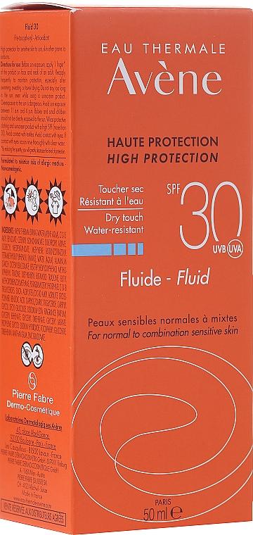 Fluido solare - Avene Sun Care Fluid SPF 30